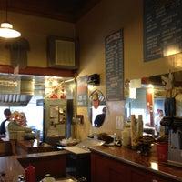 Photo taken at Joe's Steaks + Soda Shop by Steve K. on 4/9/2012