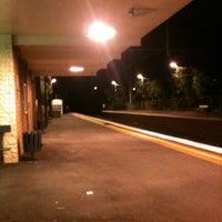 Photo taken at Hampton Station by matteo d. on 2/28/2012