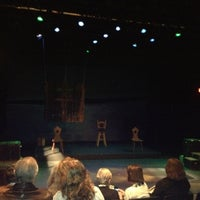 Photo taken at Phoenix Theatre's Little Theatre by Bill S. on 3/3/2012