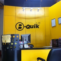 Photo taken at B-Quik by aom on 3/15/2012