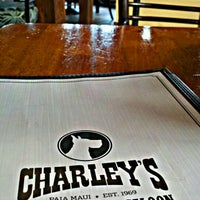 Photo taken at Charley's Restaurant & Saloon by Erik B. on 5/16/2012