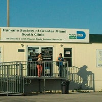 Photo taken at Humane Society of Greater Miami South by Hector G. on 5/26/2012