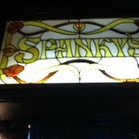 Photo taken at Spanky's Pizza Gallery & Saloon by Steve W. on 7/15/2012