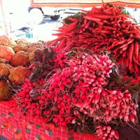 Photo taken at Fort Mason Farmers' Market by Christina H. on 3/4/2012