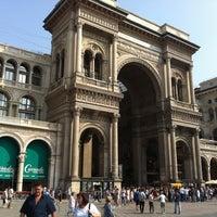 Photo taken at Milan by Inga O. on 9/8/2012