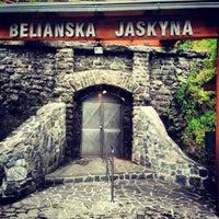 Photo prise au Belianska jaskyňa par Eten C. le7/26/2012