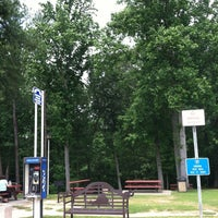 Photo taken at Dinwiddie Safety Rest Area South by Michael Y. on 5/23/2012