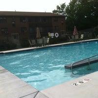 Photo taken at Preston Park Pool by Richie M. on 8/7/2012