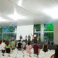 Photo taken at IEBV - Igreja Evangélica Batista de Vitória by André V. on 3/25/2012