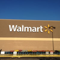 Photo taken at Walmart Supercenter by Ben B. on 5/29/2012
