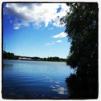 รูปภาพถ่ายที่ Kioskikahvila Tyyni โดย Emma T. เมื่อ 7/19/2012