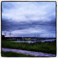 Photo taken at Ramspolbrug by Ron R. on 6/12/2012
