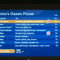 Photo taken at Domino's Express by Nick C. on 3/27/2012