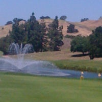 Photo taken at Boundary Oak Golf Course by Kim W. on 6/1/2012