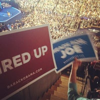Photo taken at 2012 Democratic National Convention | #DNC2012 by Chase M. on 9/7/2012
