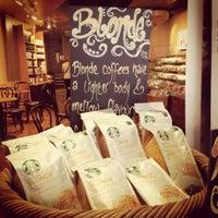 Photo taken at Starbucks by Saja A. on 6/14/2012