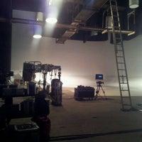 Photo taken at Estudios Churubusco Azteca by Barb B. on 8/10/2012