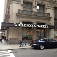 Photo taken at Whole Foods Market by Vince L. on 9/3/2012