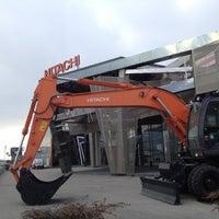 Photo taken at Hitachi by Metodi on 2/28/2012
