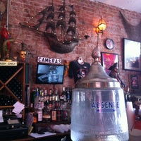 Photo taken at Tony Seville's Pirates Alley Cafe & Old Absinthe House by Kate G. on 3/16/2012