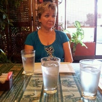 Photo taken at Nu Thai Bistro by Teri R. on 7/26/2012