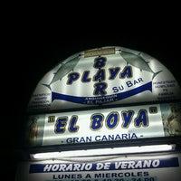 Photo prise au El Boya par Santiago H. le8/11/2012