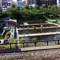 Photo taken at Ichigaya Station by Tsukasa G. on 7/30/2012