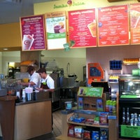 Photo taken at Jamba Juice Las Colinas Village by Anthony G. on 2/3/2012