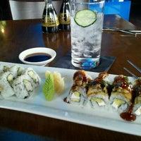 Photo taken at Baby Blue Sushi Sake Grill by Annali L. on 2/13/2012