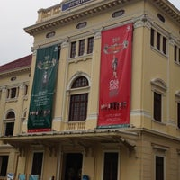 Photo taken at Museum Siam by chang t. on 3/25/2012