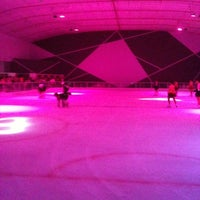 Photo taken at Sub-Zero Ice Skate Club by che ru bin on 5/3/2012