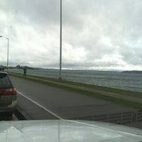 Photo prise au Alki Beach Path par Joseph F. le2/18/2012