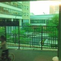 Photo taken at Metra - Evanston (Davis Street) by Allah A. on 7/7/2012