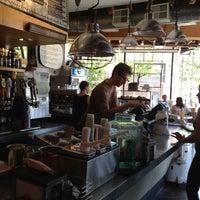 Photo taken at BrainWash Cafe & Laundromat by Joakim E. on 6/16/2012