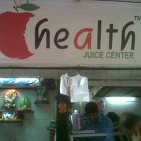 Photo taken at Health Juice Center by Rahul S. on 7/26/2012
