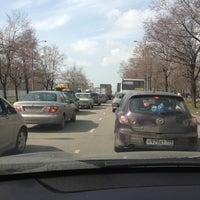 Photo taken at Ясеневая улица by Sergi K. on 4/21/2012