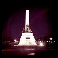 Foto tomada en Rizal Park por Leo A. el 6/24/2012