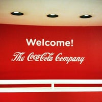 Photo taken at Coca-Cola Headquarters by Jesse T. on 2/21/2012