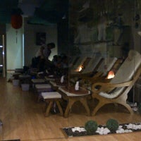 Photo taken at Royal Thai Botanical Therapy @ USJ 1 by Nor Fuziah T. on 4/12/2012