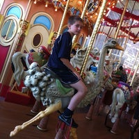 Photo taken at Carousel by Kelli☮♡ on 4/7/2012