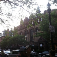 Photo taken at Newbury Street by Jack F. on 7/13/2012