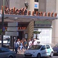 Photo taken at Real Café Bernabéu by Iyya R. on 8/30/2012