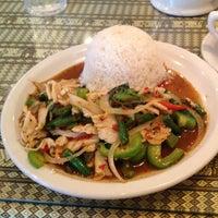 Photo taken at Jasmine Thai Restaurant by Brendon C. on 6/27/2012
