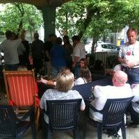 Photo taken at Tranzit Art Café by Péter K. on 5/29/2012