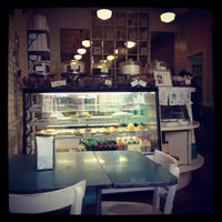 Photo taken at Billy's Bakery by Tee on 3/12/2012