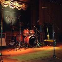 Photo taken at Cotton Club by DEAD HEAT SOUND Y. on 8/31/2012