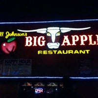 Photo taken at Bill Johnson's Big Apple Restaurant by Stephanie R. on 2/20/2012