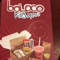 Photo taken at Boloco by Miss Magpie on 4/19/2012