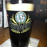 Photo taken at Great Waters Brewing Company by April M. on 3/23/2012