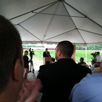 Photo taken at Flagship Enterprise Center by Chris W. on 7/24/2012